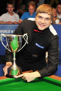 Mick Hill - 2010 World Champion